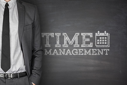 TR time management